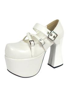 sweet-white-ravel-round-toe-pu-leather-sky-high-4-lolita-shoes