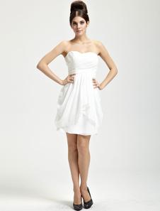 sweet-white-chiffon-sweetheart-womens-homecoming-dress