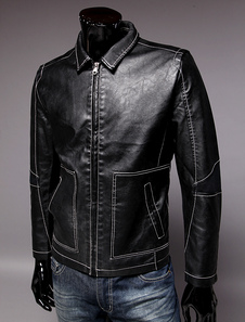 cool-retro-pu-leather-men-thin-leather-jackets