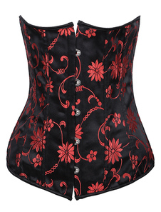 sexy-black-embroidery-corsets