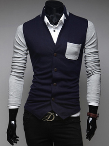 casual-buttons-cotton-blend-man-casual-suits