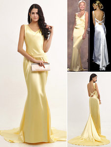 satin-v-neck-spaghetti-backless-oscar-dress-with-train