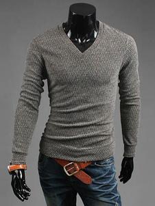 smart-v-neck-cotton-blend-pullover-knitwear