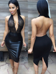 plunging-backless-sexy-midi-dress
