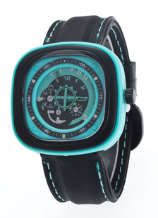 spiral-shaped-rubber-square-casual-watches