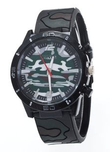 camouflage-rubber-casual-watches