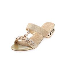 rhinestone-chunky-sandal-slippers