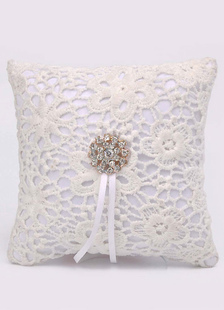 lace-wedding-pillow-satin-crystal-decor-bridal-accessories