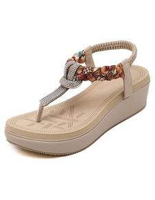 wedge-sandals-rhinestones-thong-bohemian-sandals