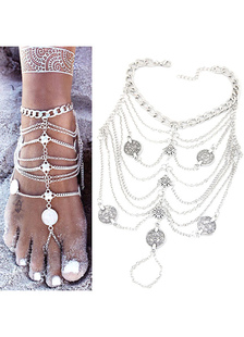 silver-fringe-coin-beach-anklets