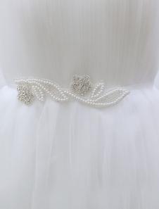 ivory-wedding-sash-rhinestone-flower-shape-pearls-decoration-bridal-sash