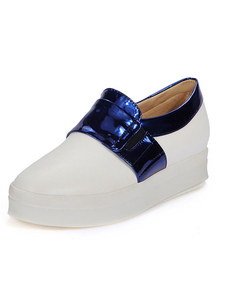 two-tone-slip-on-flatform-casual-shoes