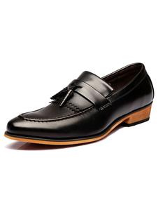 Image of Mandorla nappe vestito scarpe