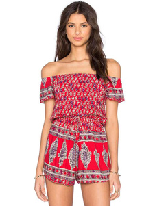 boho-style-romper-in-red-off-the-shoulder