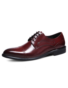 men-dress-shoes-cowhide-leather-brogue-shoes