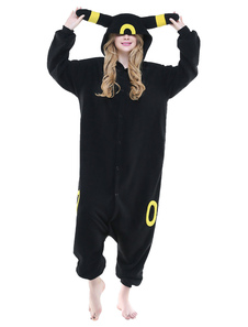 kigurumi-pajama-black-umbreon-onesie-adults-unisex-flannel-animal-onesie-sleepwear-costume