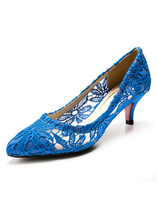 lace-wedding-shoes-pointed-high-heel-bridal-shoes