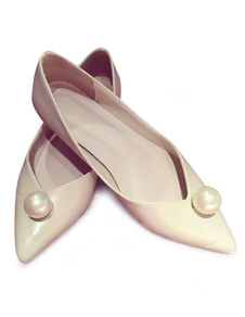 flat-bridal-shoes-pearls-pointed-toe-comfy-nude-evening-shoes