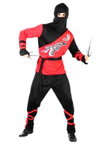 men-ninja-costume-halloween-red-black-dragon-printed-costume-outfit-in-4-piece