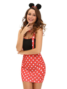 sexy-mickey-mouse-costume-backless-polka-dot-fancy-dress-game-uniform