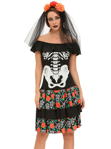skeleton-bride-costume-halloween-floral-print-sexy-fancy-dress