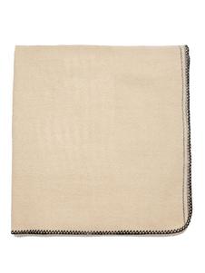 Image of Cashmere Sciarpa Beige Stitch Sciarpa donna per l'inverno