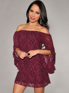 white-off-the-shoulder-lace-club-dress-for-women