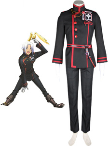 Image of D.Gray-man Allen Walker Costume Cosplay Carnevale