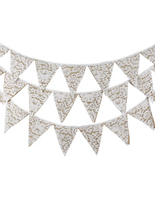 white-wedding-decorations-triangle-bunting-banner-flags-clipart