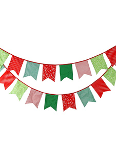wedding-bunting-decorations-multicolor-banner-flags-clipart
