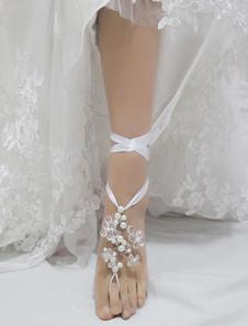 white-wedding-footwear-beaded-ribbons-dangling-crystal-elegant-shoes-accessories