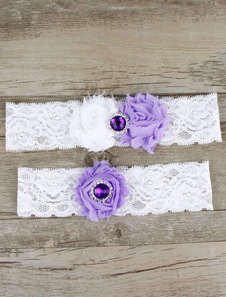 white-wedding-garter-lace-flowers-rhinestones-detail-bridal-accessories