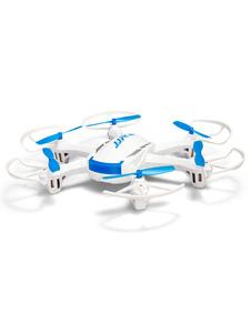 Drone plastique GYRO à six axes Lames d'hélice 3.7V/400mAh Haut\, Bas\, Gauche\, Droite\, avant\, arrière\, arrête no 6 - 7 minutese Dans 100 mètrese noire