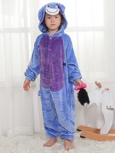 déguisement pyjama pour enfant des animaux de ferme hiver automne en flanelle en flanelle