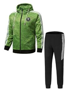 Image of Abbigliamento sportivo set vestibilità Classico incappucciato fi