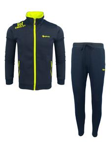 Image of Abbigliamento sportivo per uomo vestibilità Slim set con stampe
