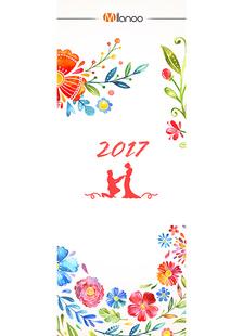 Image of Fidanzamento caratteri favore borse Set di 12