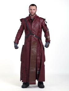 2018 Gardiens de la galaxie 2 étoiles Lord Peter Jason Combinaison de cosmétiques Quill ensemble complet Halloween