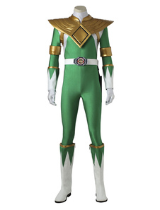 Image of Power Rangers Cosplay costume Film cintura&accessori bracciali&t
