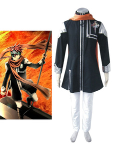 Image of D. Gray Man Lavi Rabi Cosplay Costume Carnevale