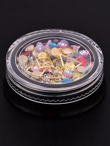 Image of Adesivi unghie altro di cristallo per adulti artistico Dito del Piede
