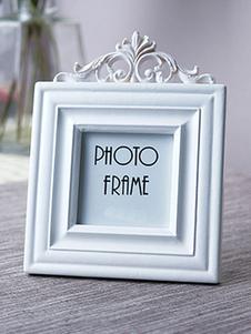 Image of Fotolibro bianco di resina non-personalizzato