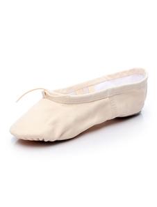 Zapatillas de ballet de tela cómodas