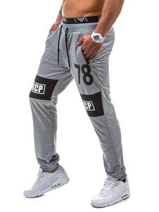 Image of Pantalone da jogging da uomo Sweat Pant con coulisse color block