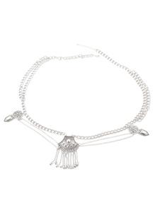Image of Cintura a catena in lega d'oro Boho Belt per le donne