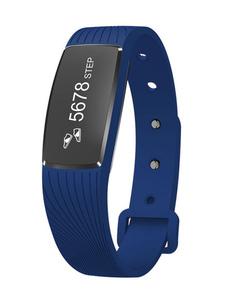 Image of Smart Band Watch Cardiofrequenzimetro Monitoraggio della frequenza del sonno Monitoraggio delle calorie Conta IP67 Impermeabile Bluetooth Smart Band