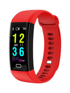 Image of Fitness Smart Band Sleep Track Conta calorie IP67 Impermeabile F