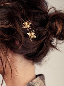 Image of Accessori per capelli Donna Clip per capelli a forma di ape dora