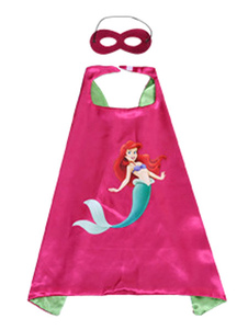 Image of mantello Elsa Frozen Let It Go 2019 costume per bambini mantello