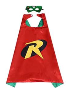 Image of mantello robin 2019 costume supereroe per bambini mantello da co